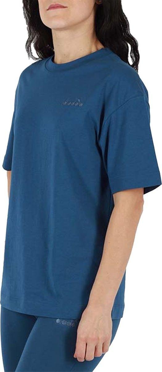 DIADORA L. T-Shirt SS Chromia Ensign Blue XL