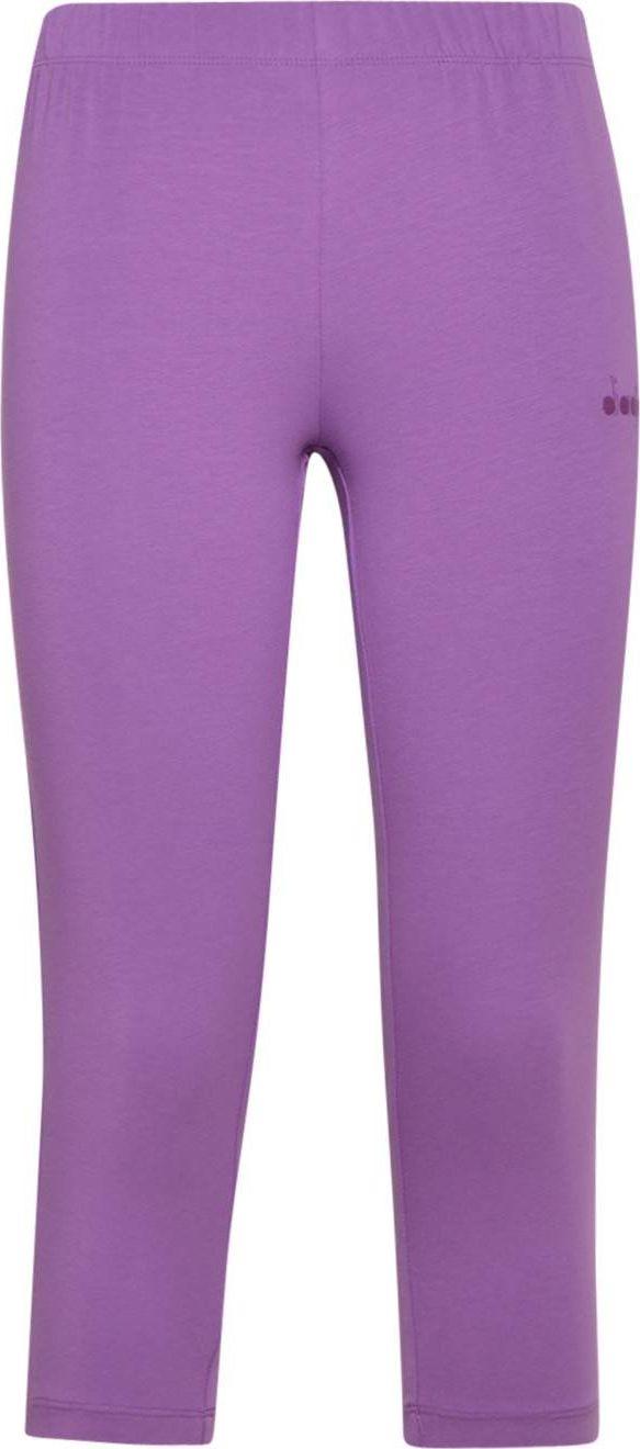 DIADORA L. Leggings 3/4 Core Violet Berry S