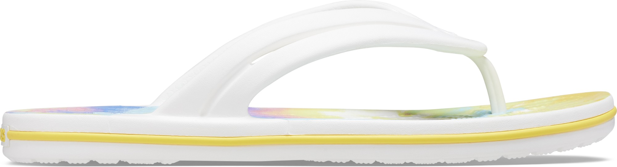 Crocs™ Crocband Tie Dye Flip White/Multi 39,5