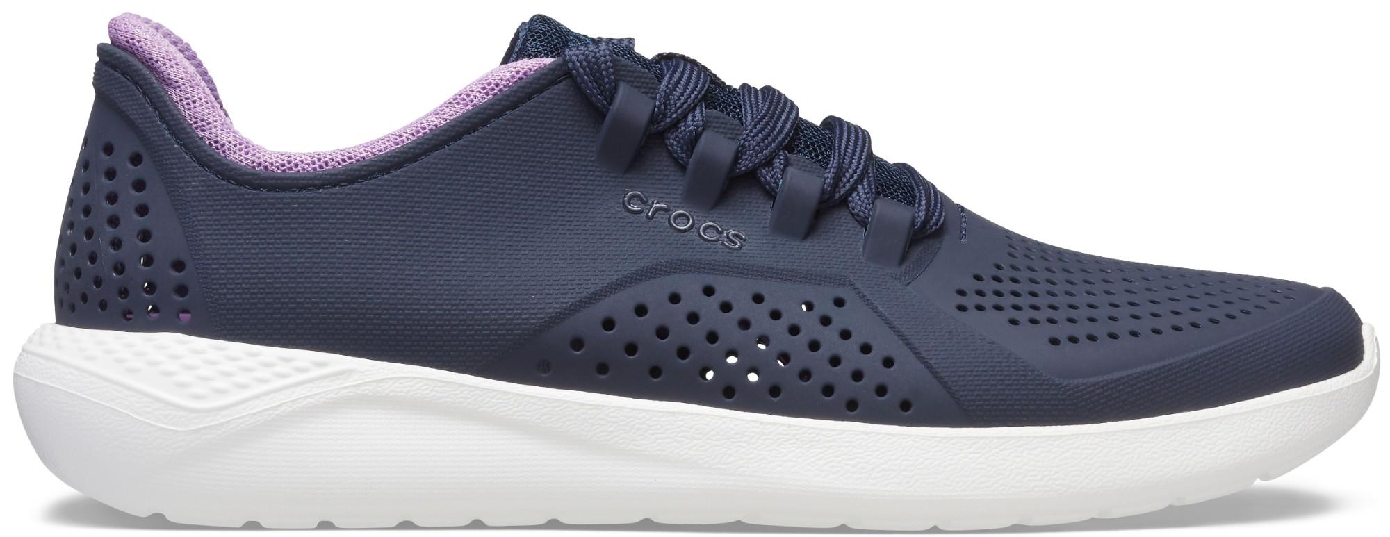 Crocs™ Women's LiteRide Pacer Navy/Orchid 37,5