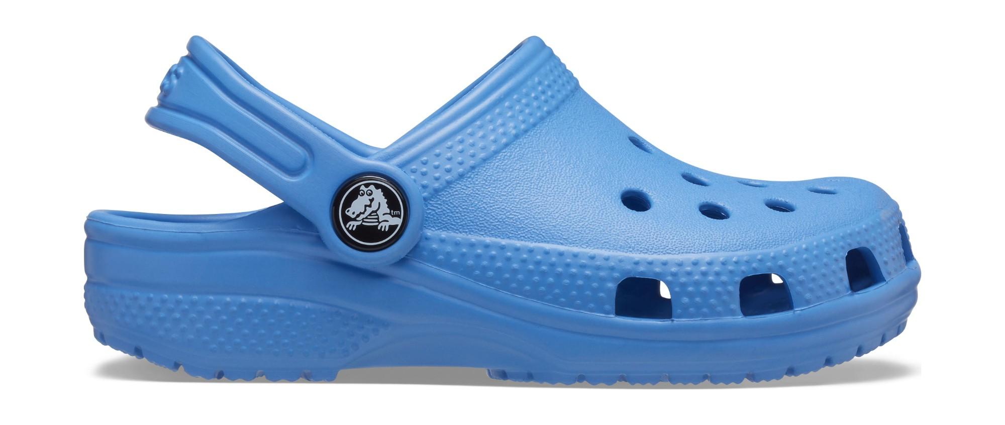 Crocs™ Kids' Classic Clog Powder Blue 35