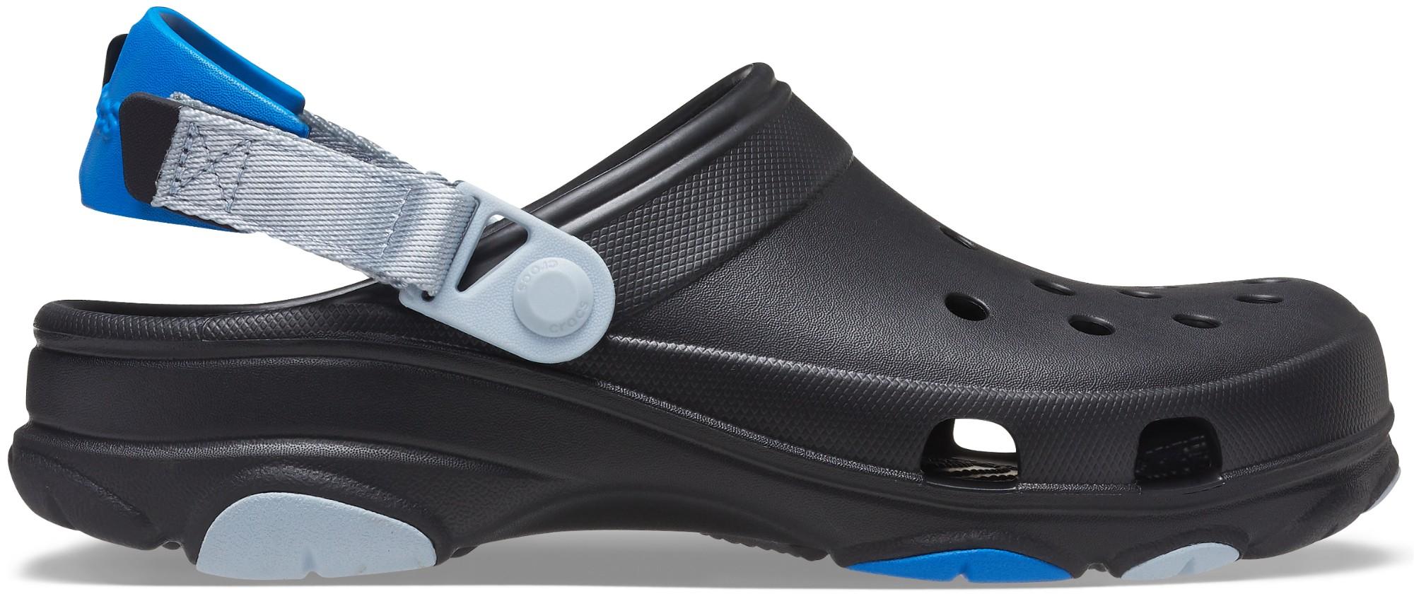 Crocs™ Classic All Terrain Clog Black/Blue Grey 42,5