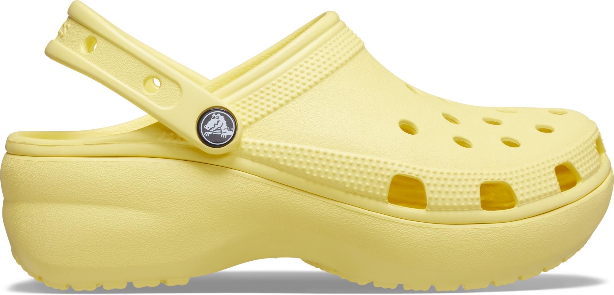 Crocs™ Classic Platform Clog Banana 42,5