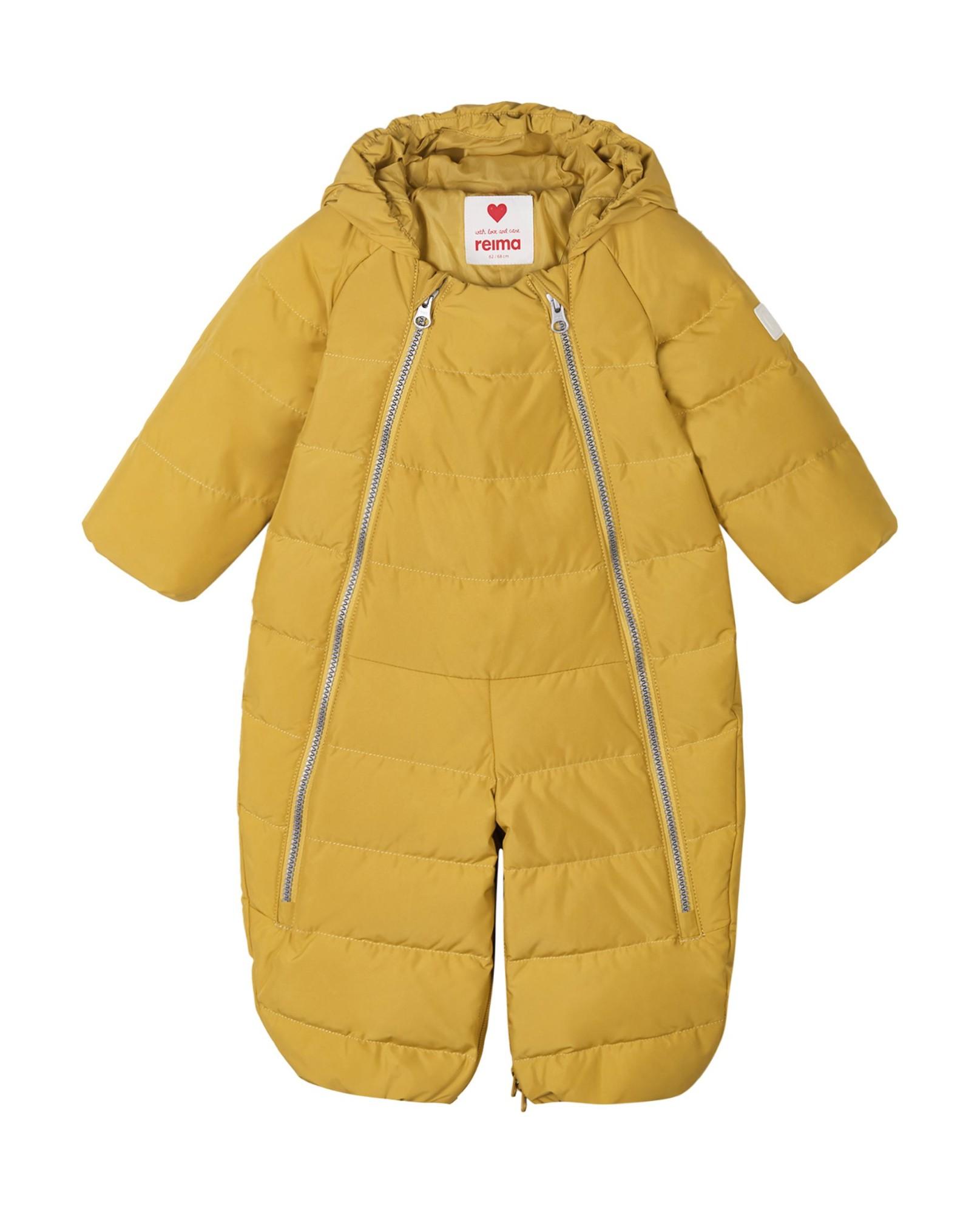 REIMA Tilkkanen Ginger Yellow 56-62