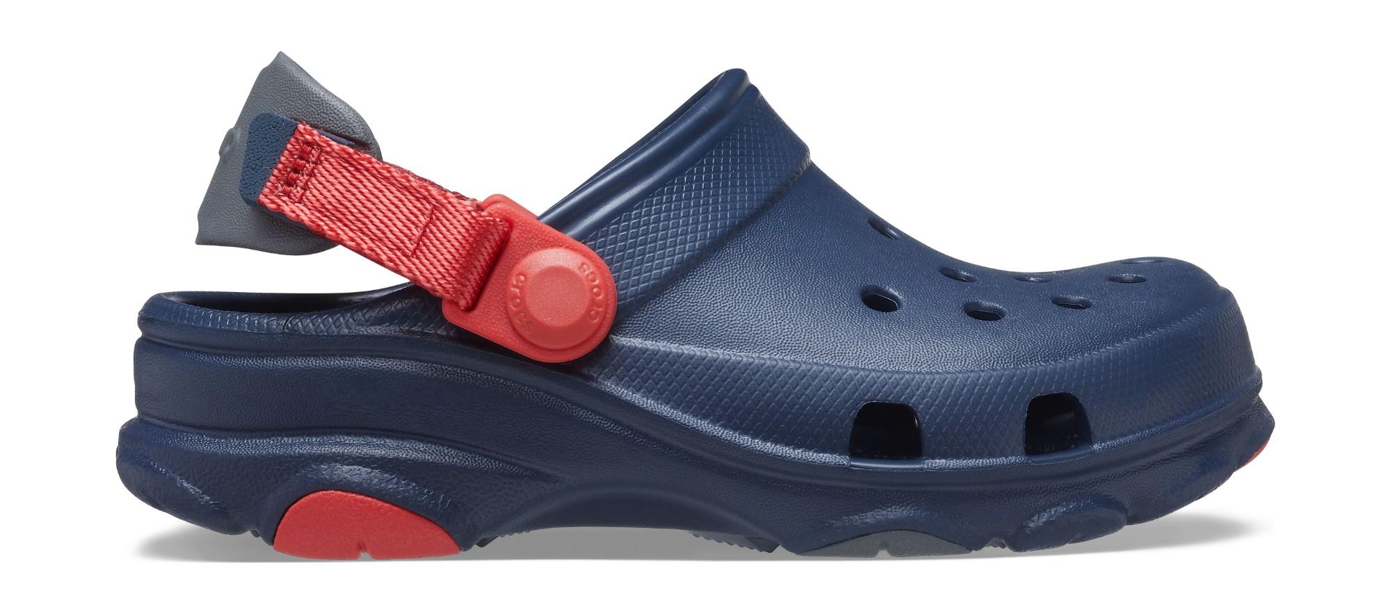 Crocs™ Classic All Terrain Clog Navy 29