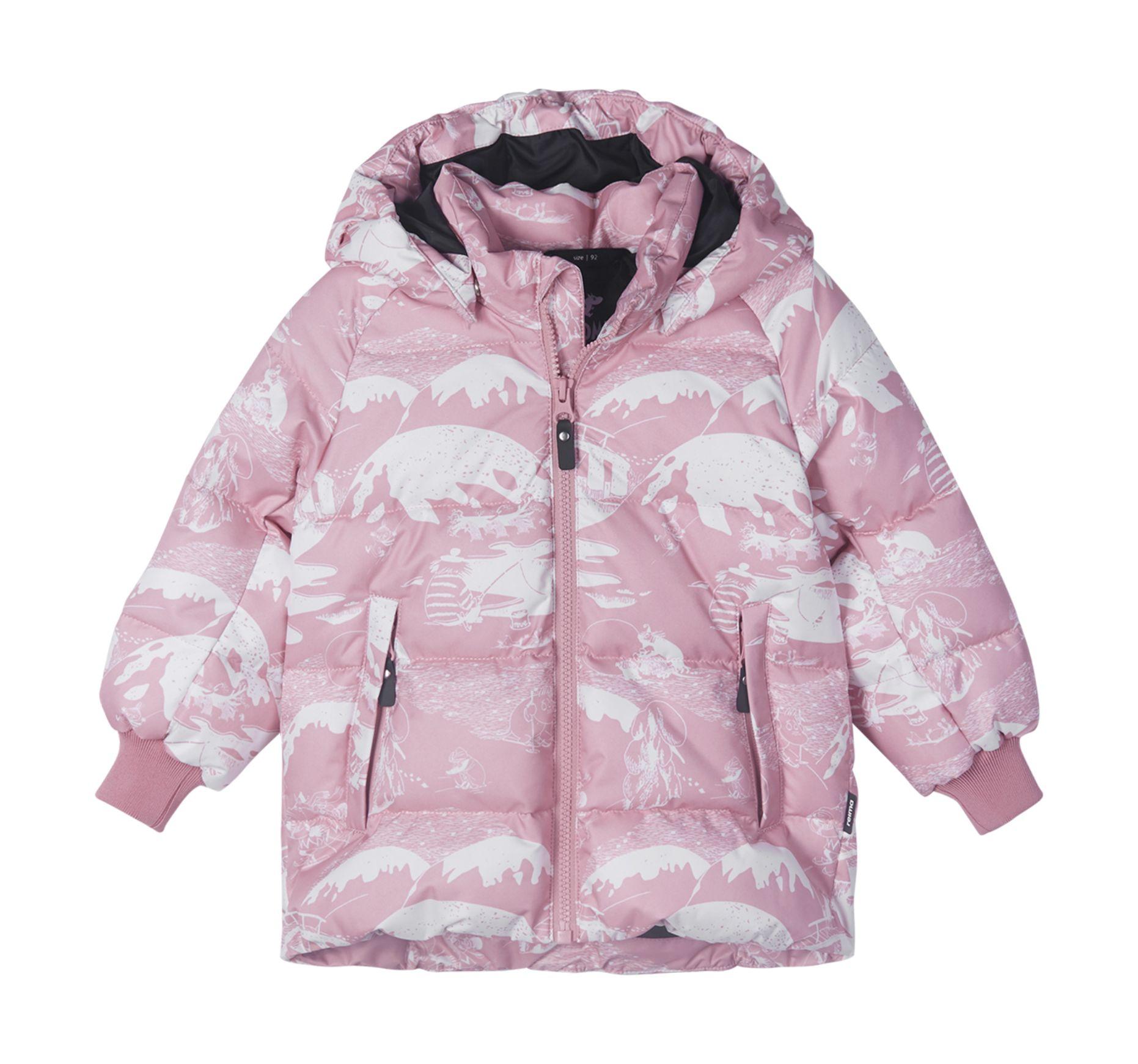 REIMA Moomin Lykta Rosy Pink 98