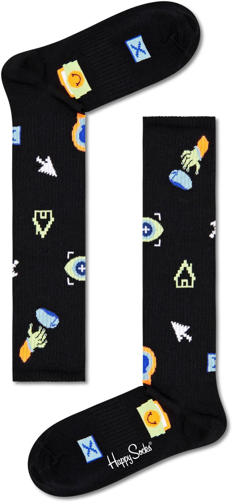 Happy Socks Technology Knee High Multi 9300 36-40