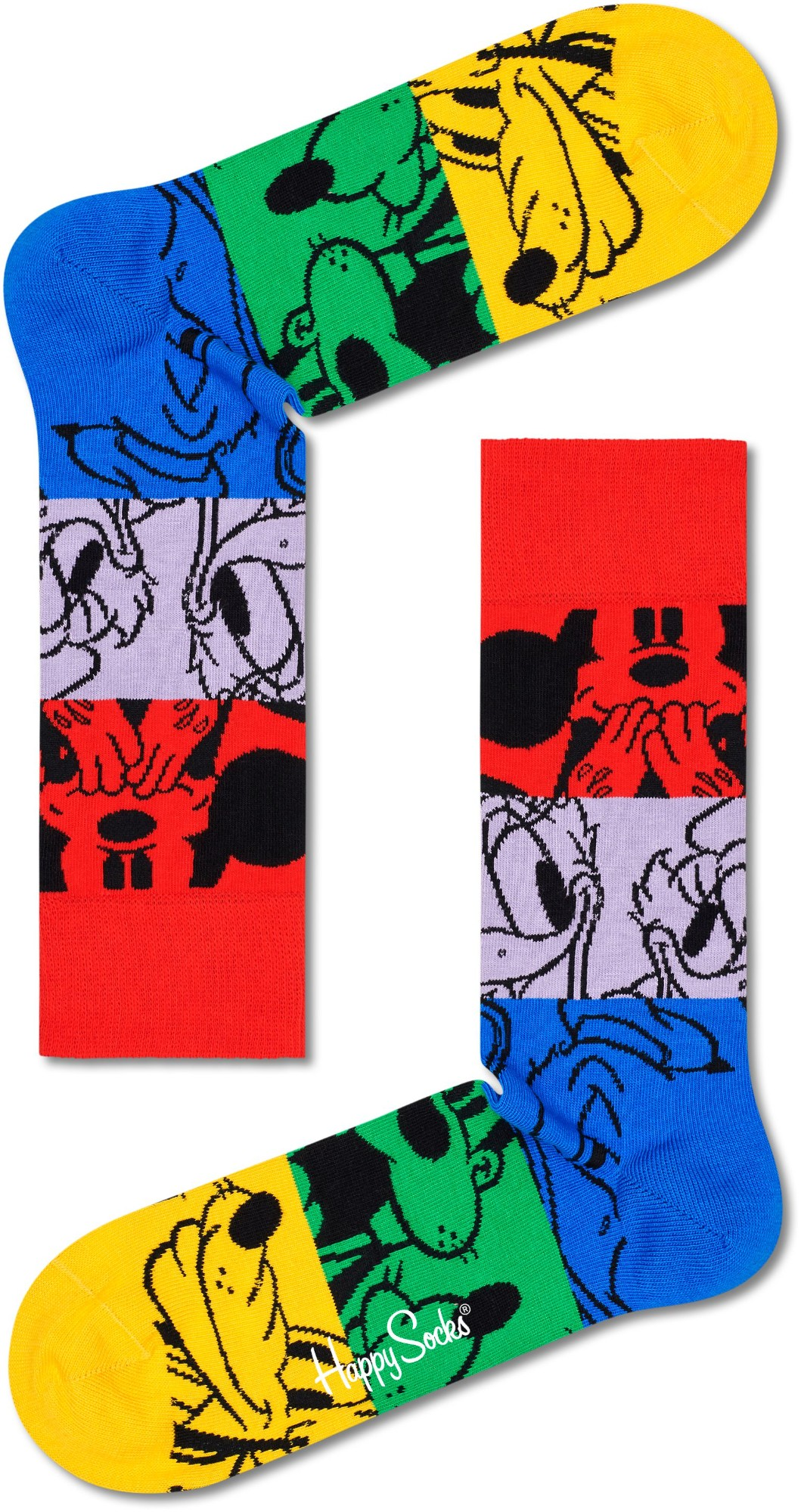 Happy Socks Colorful Friends Multi 0200 36-40