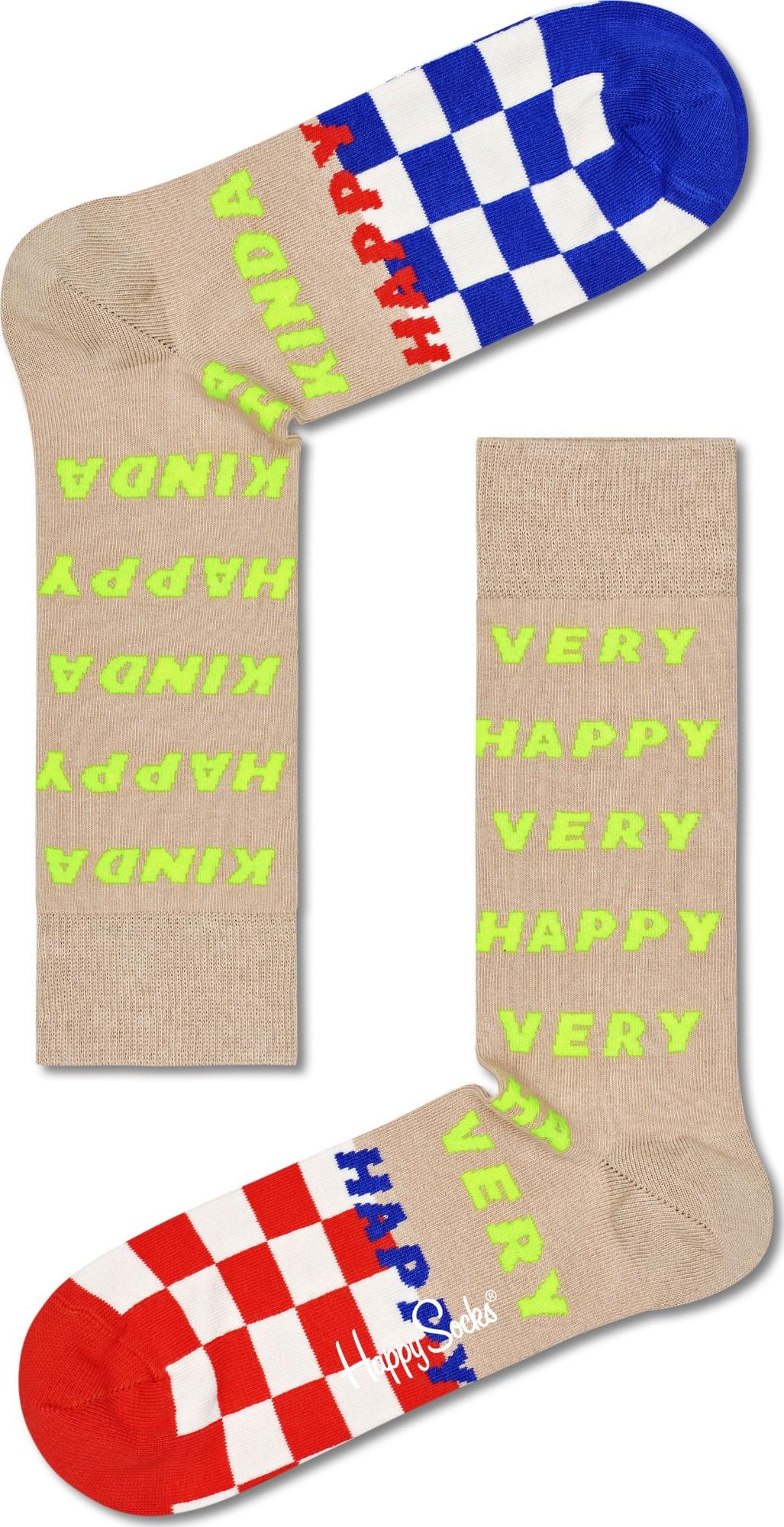Happy Socks Happy Happy Multi 1700 41-46