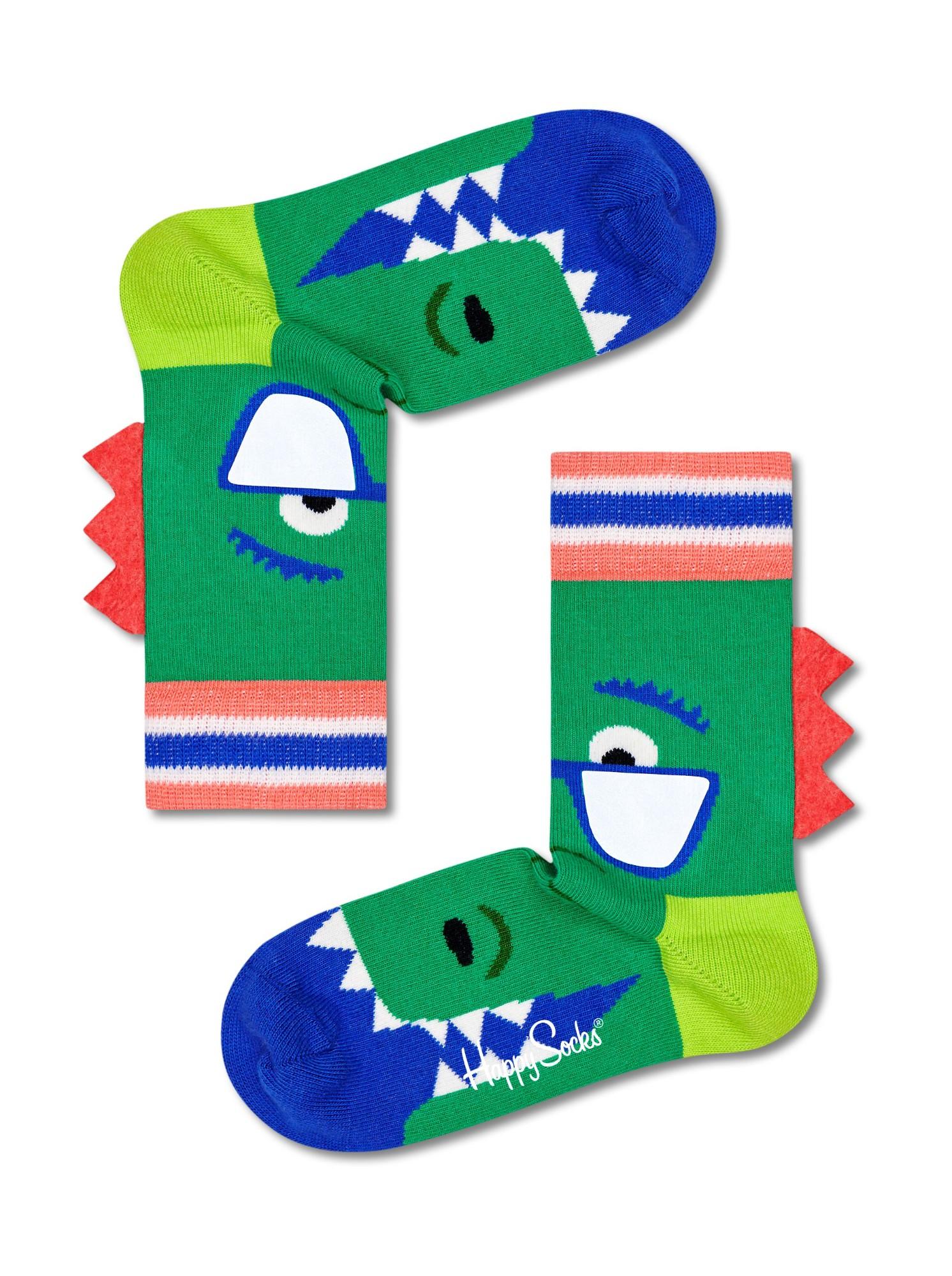 Happy Socks Kids Cool Dino Multi 7300 4-6Y
