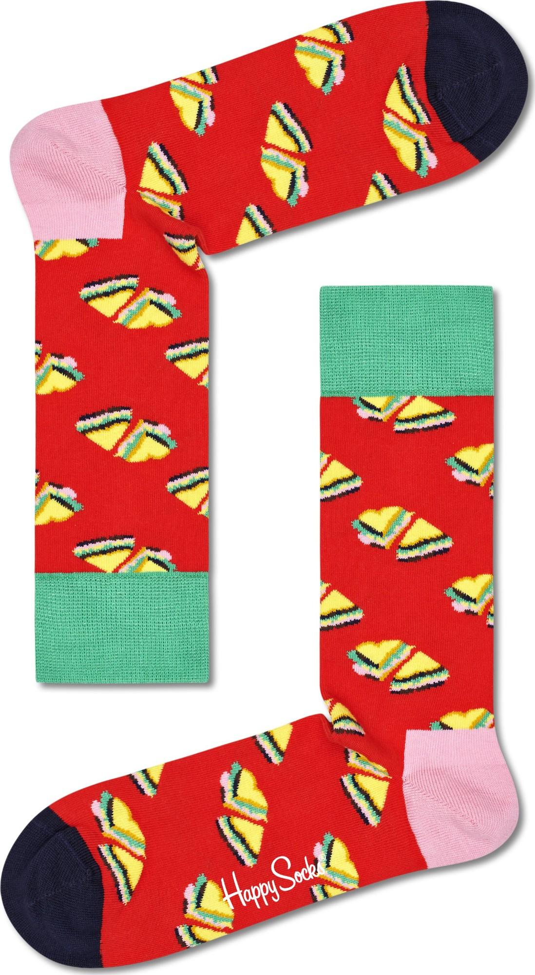 Happy Socks Love Sandwich Multi 4300 41-46