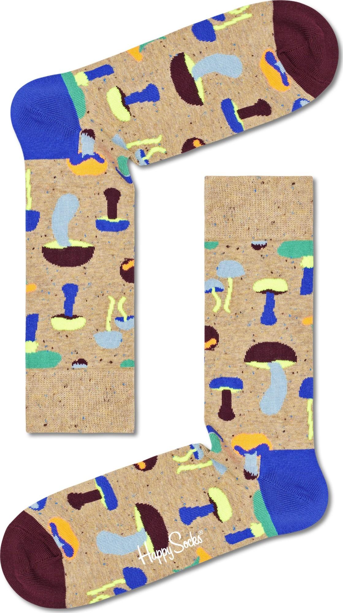 Happy Socks Mushroom Multi 1700 41-46