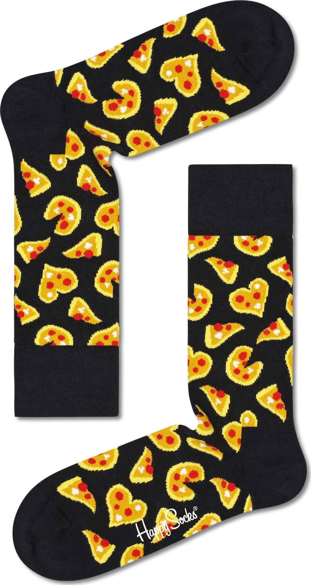 Happy Socks Pizza Love Multi 9300 41-46