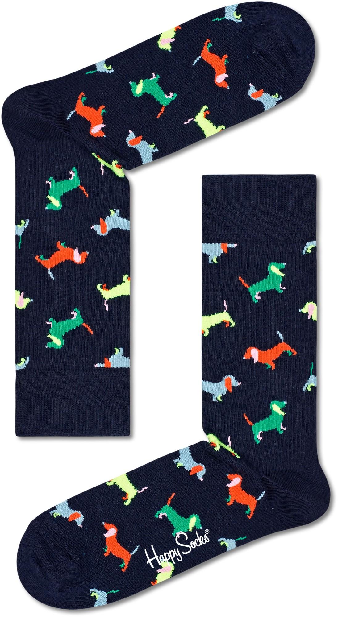 Happy Socks Puppy Love Multi 6500 36-40