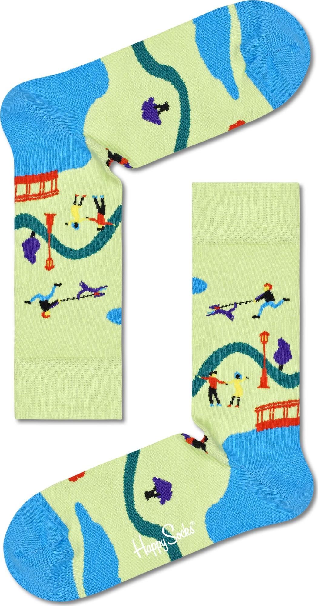 Happy Socks Walk In The Park Multi 7000 41-46