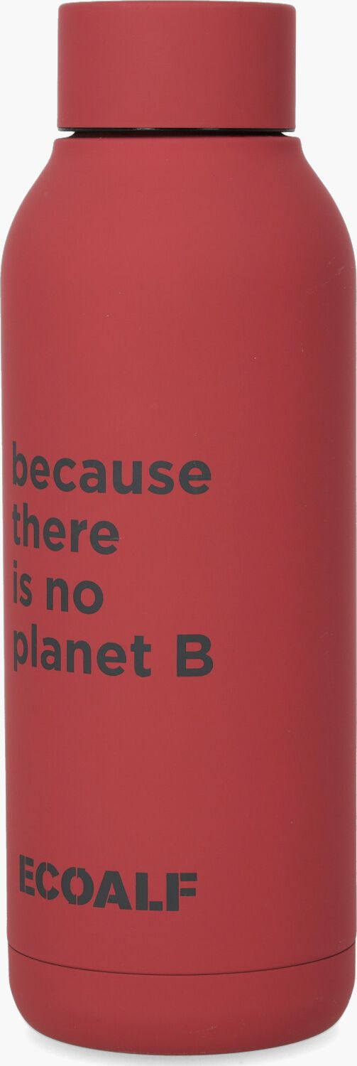 ECOALF Bronsonalf Stainless Steel Bottle Red One size