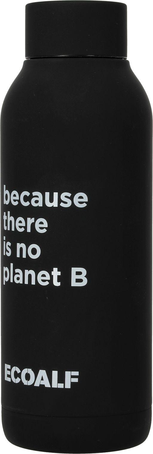 ECOALF Bronsonalf Stainless Steel Bottle Black One size