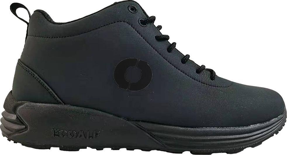 ECOALF Oregalf Mid Boot Sneakers Women's Total Black 39
