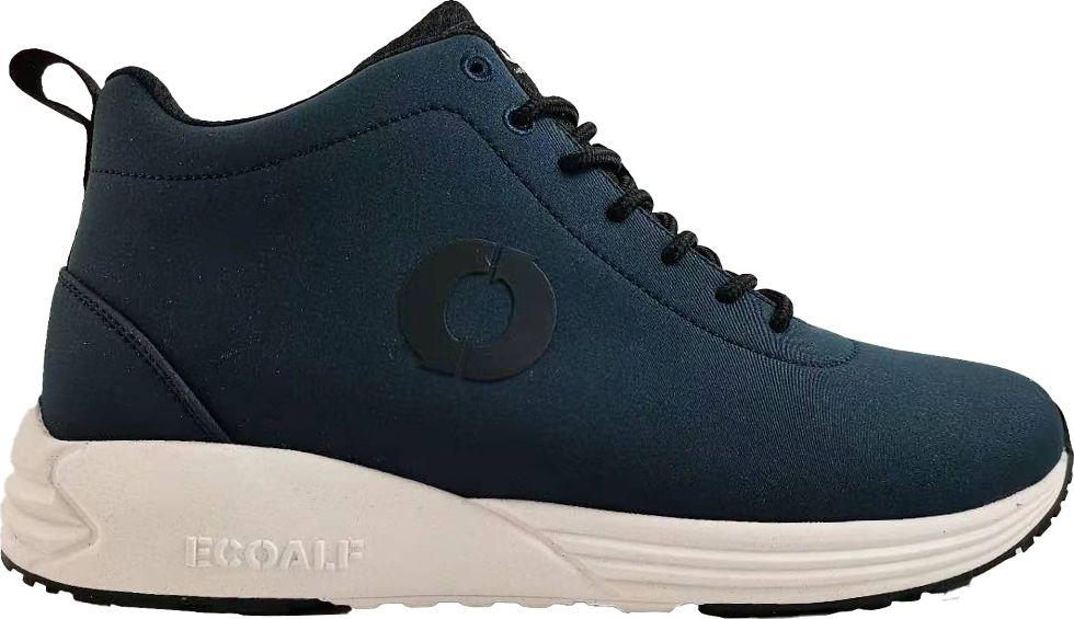 ECOALF Oregalf Mid Boot Sneakers Men's Midnight Navy 42