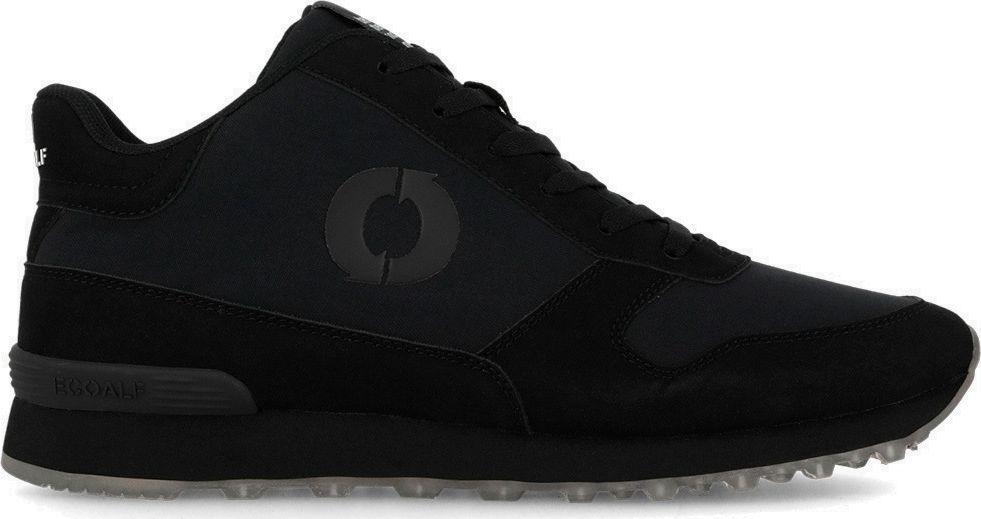 ECOALF Yalealf Mid Boot Sneakers Men's Black 42