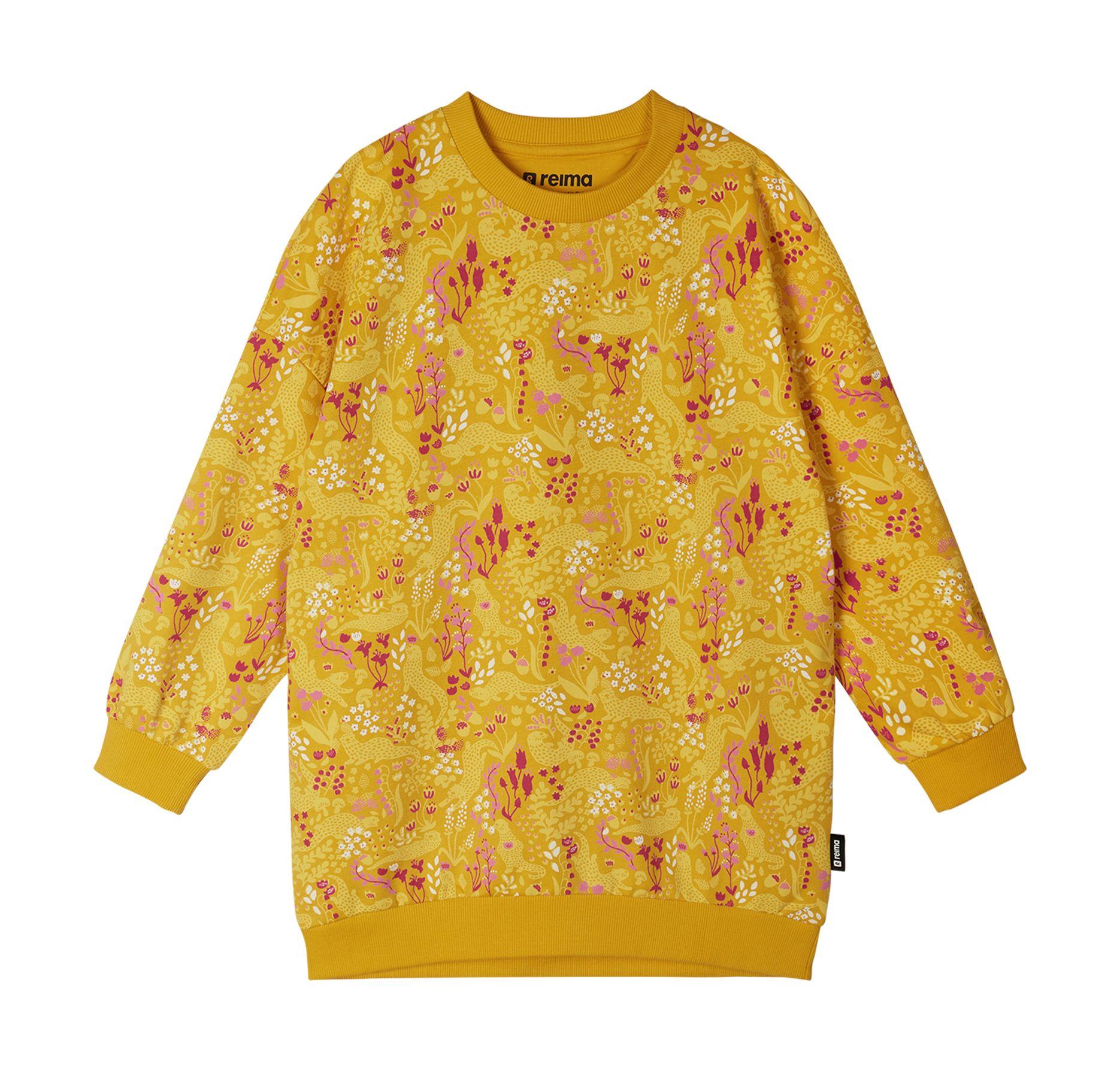 REIMA Saukkosatu Warm Yellow 110-116