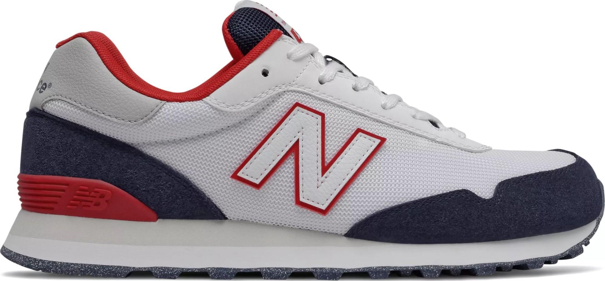New Balance ML515 White 43