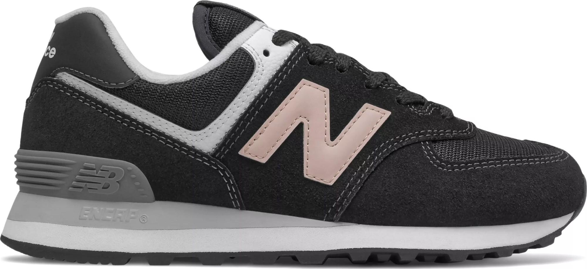 New Balance WL574 Black HB2 39
