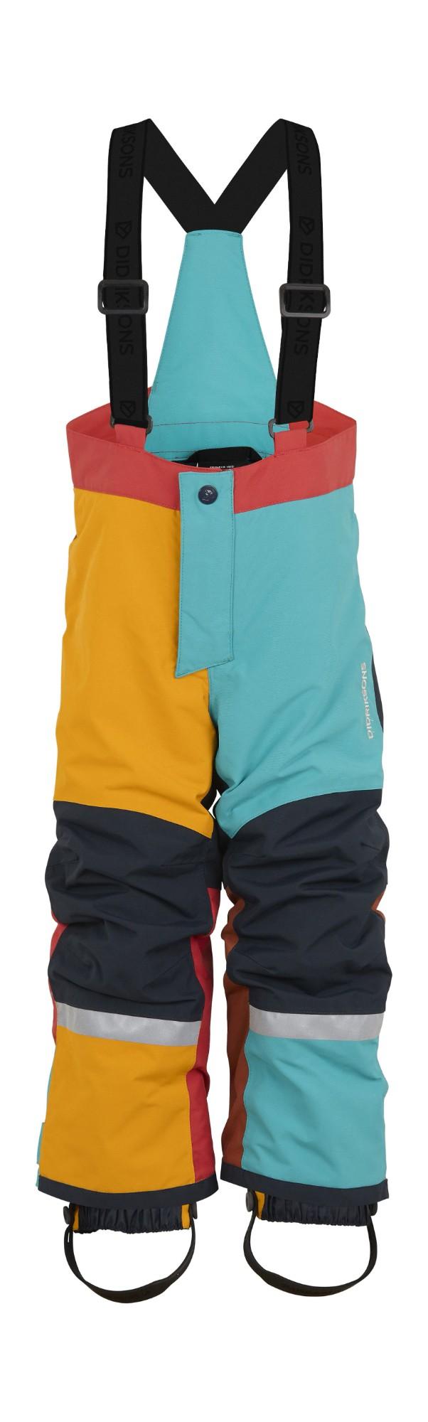 DIDRIKSONS Idre Kid's Pants Multicolour 110