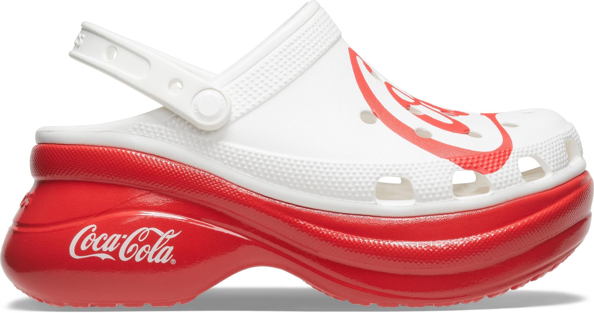 Crocs™ Coca-Cola X Classic Bae Clog Women's White/Red 36,5