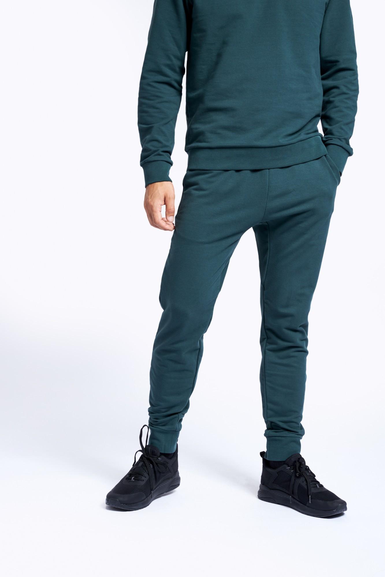AUDIMAS Priglud. tamprios medviln. kelnės 2021-469 Green Gables 176/M
