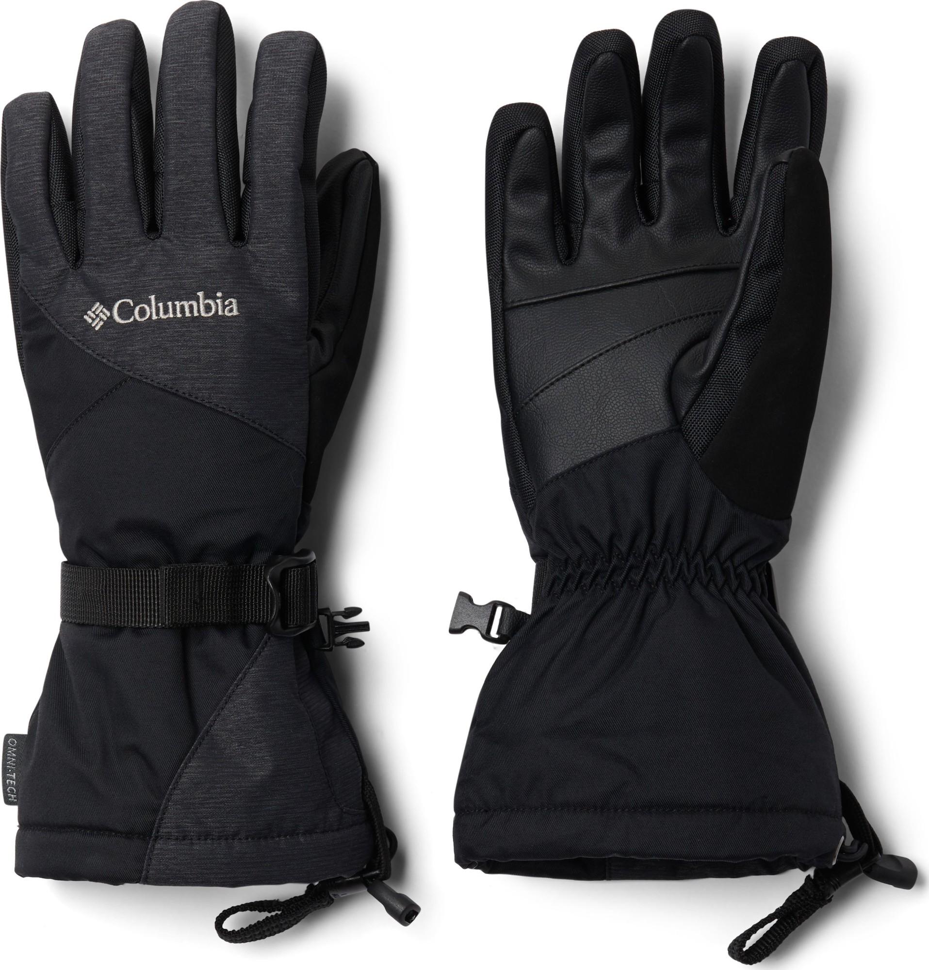 Columbia Whirlibird Glove Women's Black M