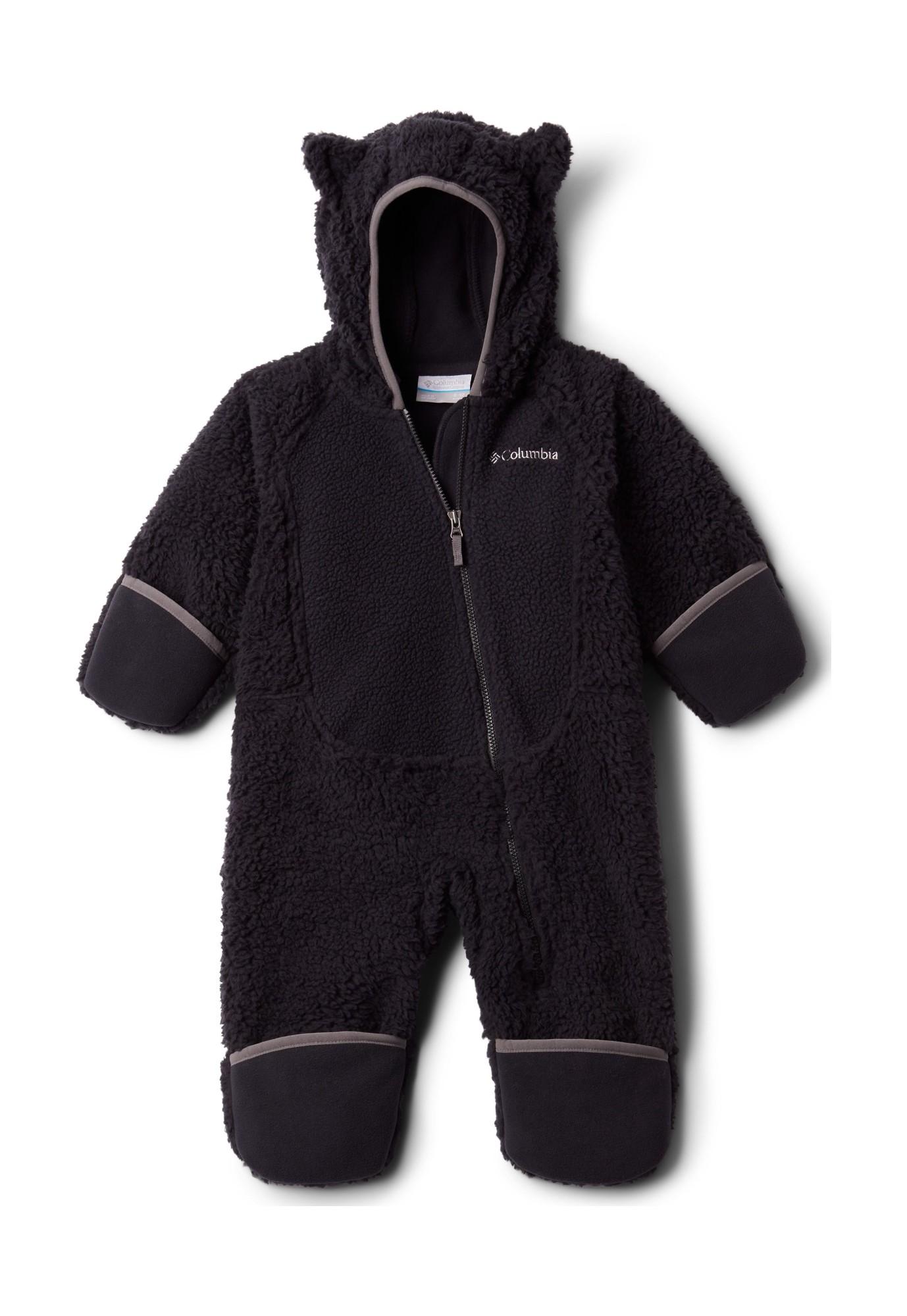 Columbia Foxy Baby Sherpa Bunting Black 68