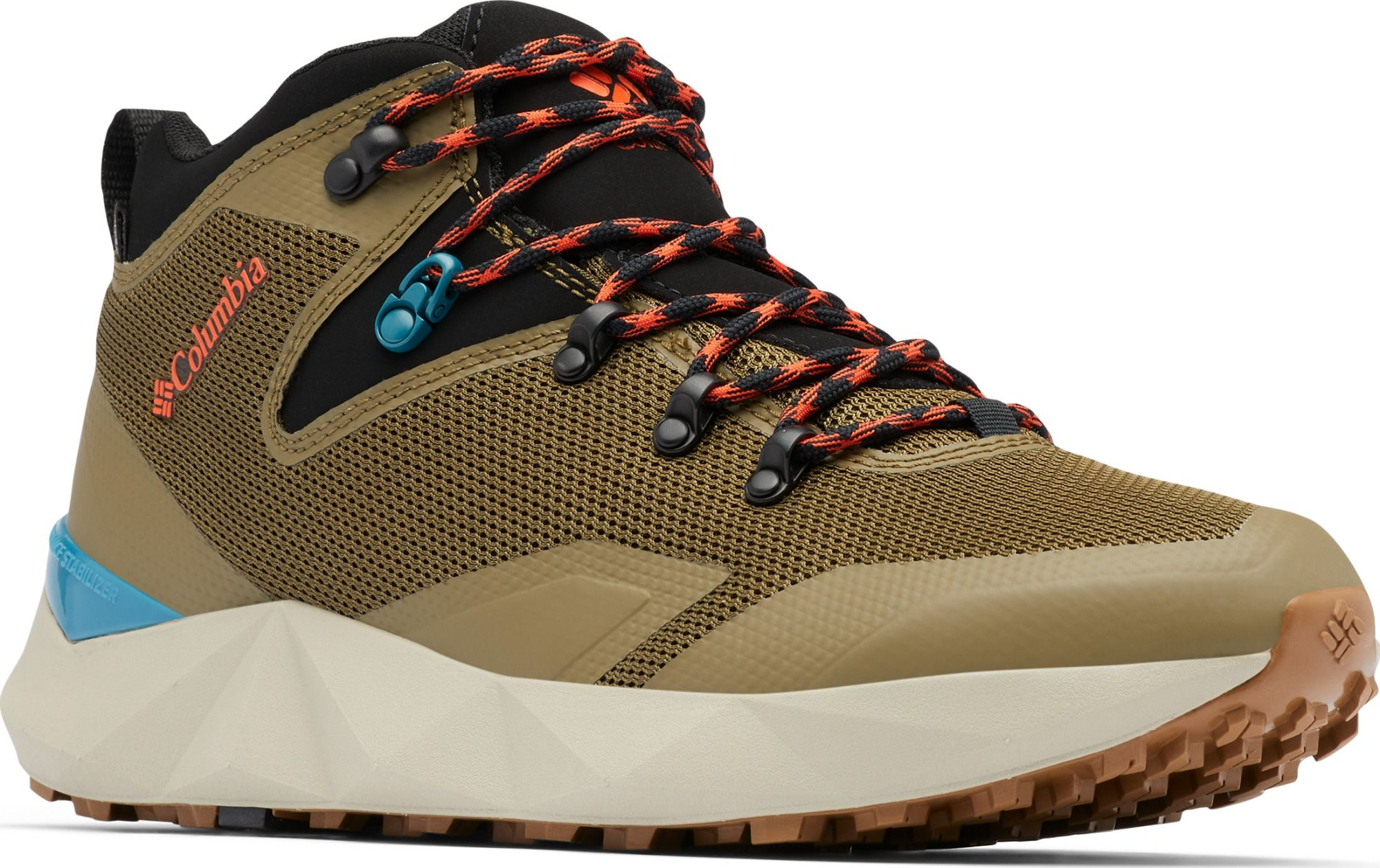 Columbia Facet 60 Outdry Men's New Olive/Black 44