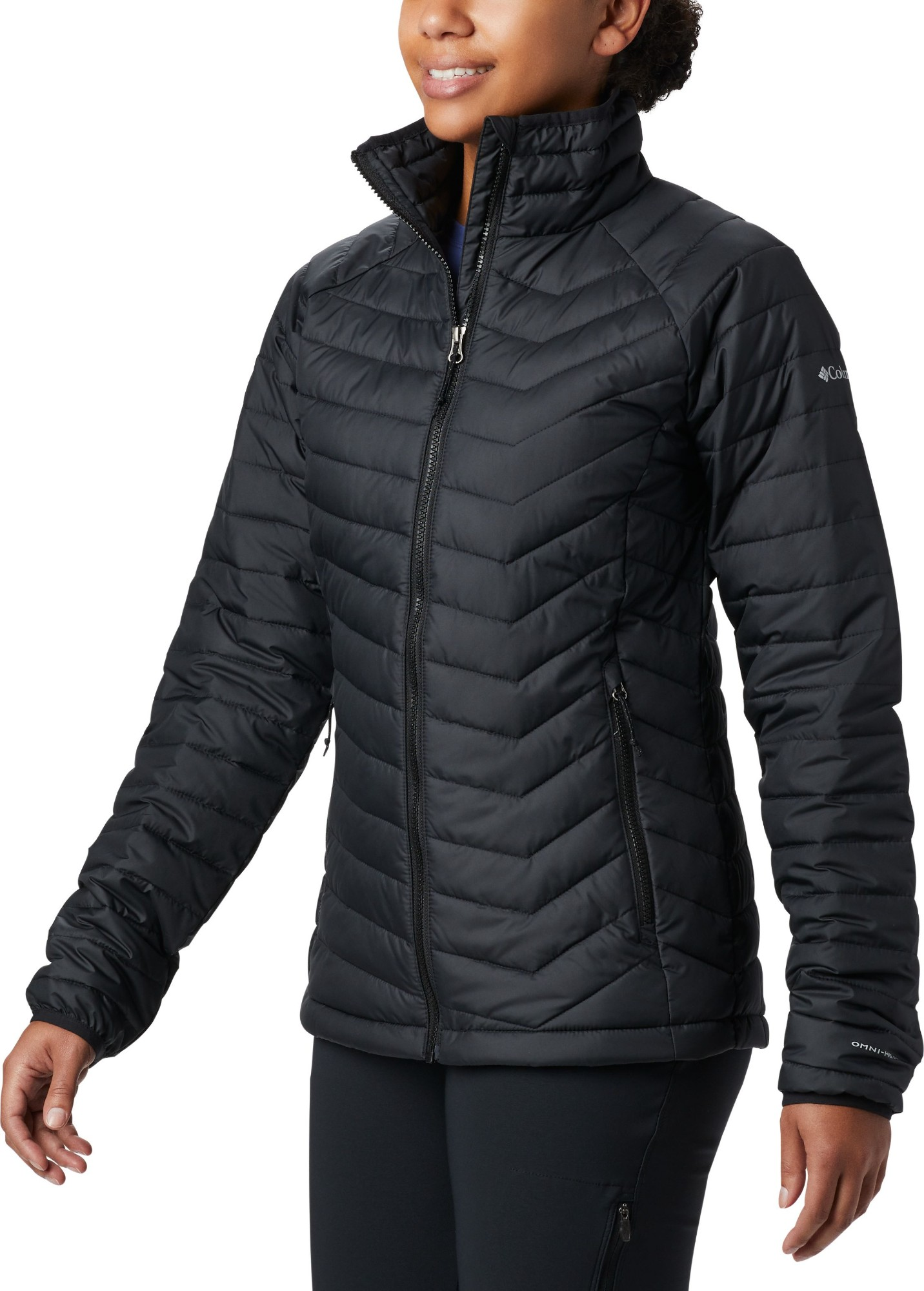 Columbia Powder Lite Jacket Women's Black M