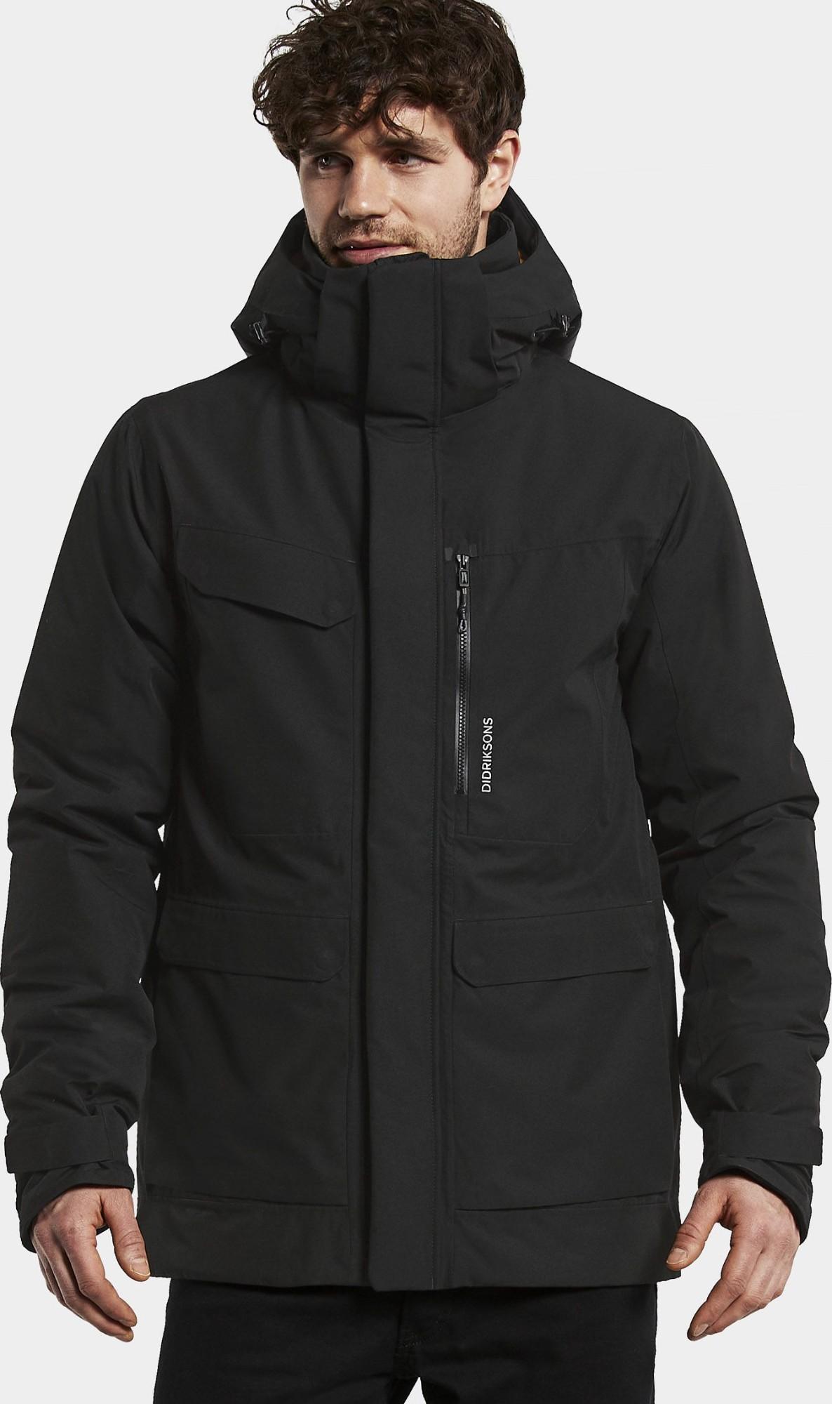 DIDRIKSONS Sebastian Jacket 2 Black S