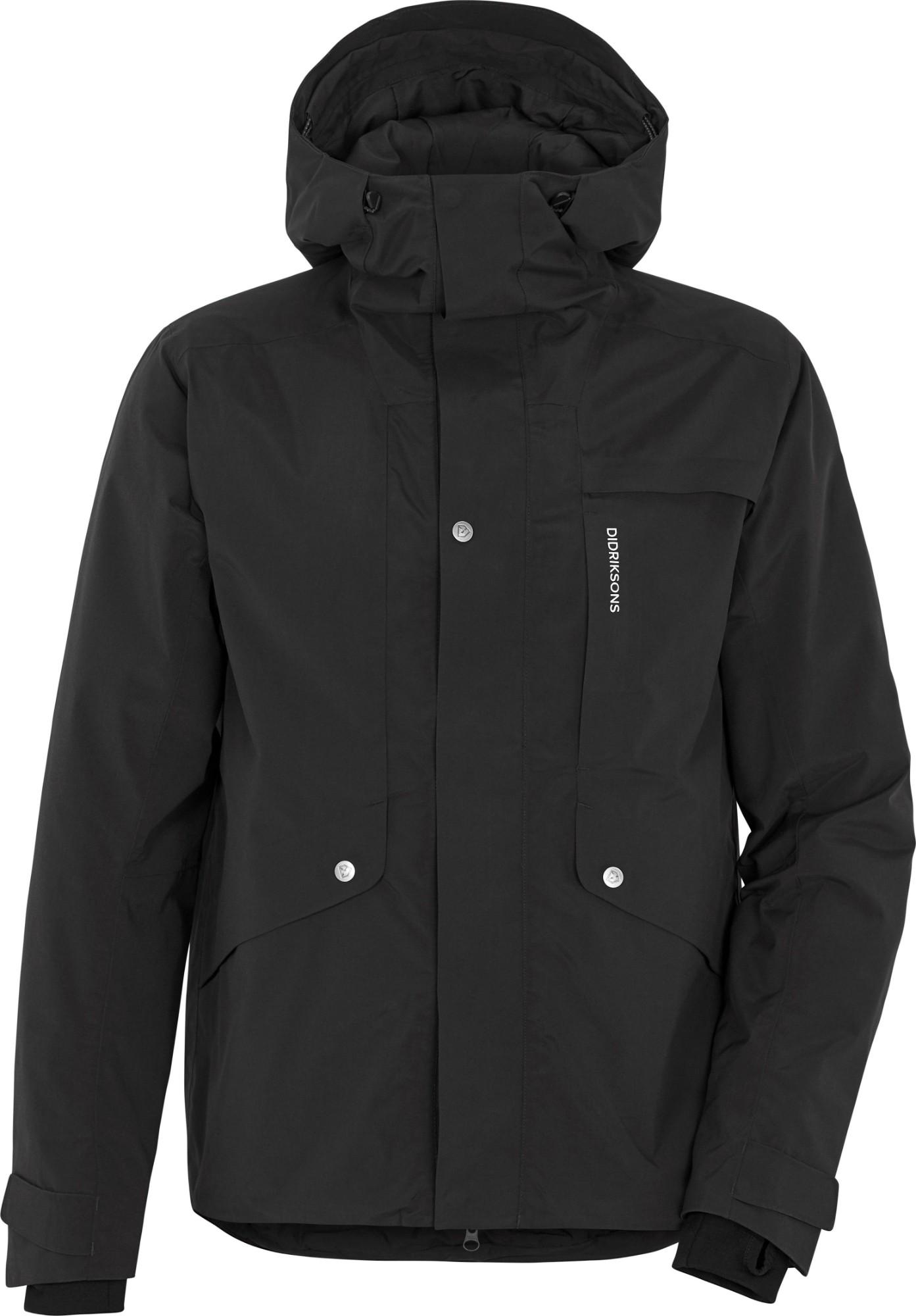 DIDRIKSONS Stern Jacket Black L