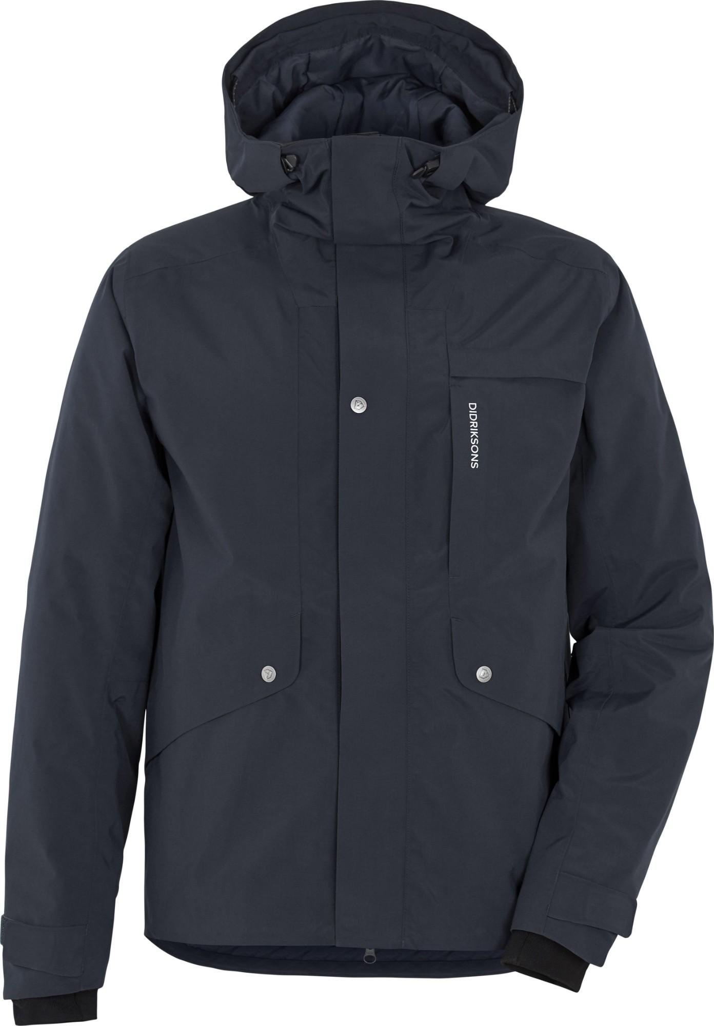 DIDRIKSONS Stern Jacket Dark Night Blue XL