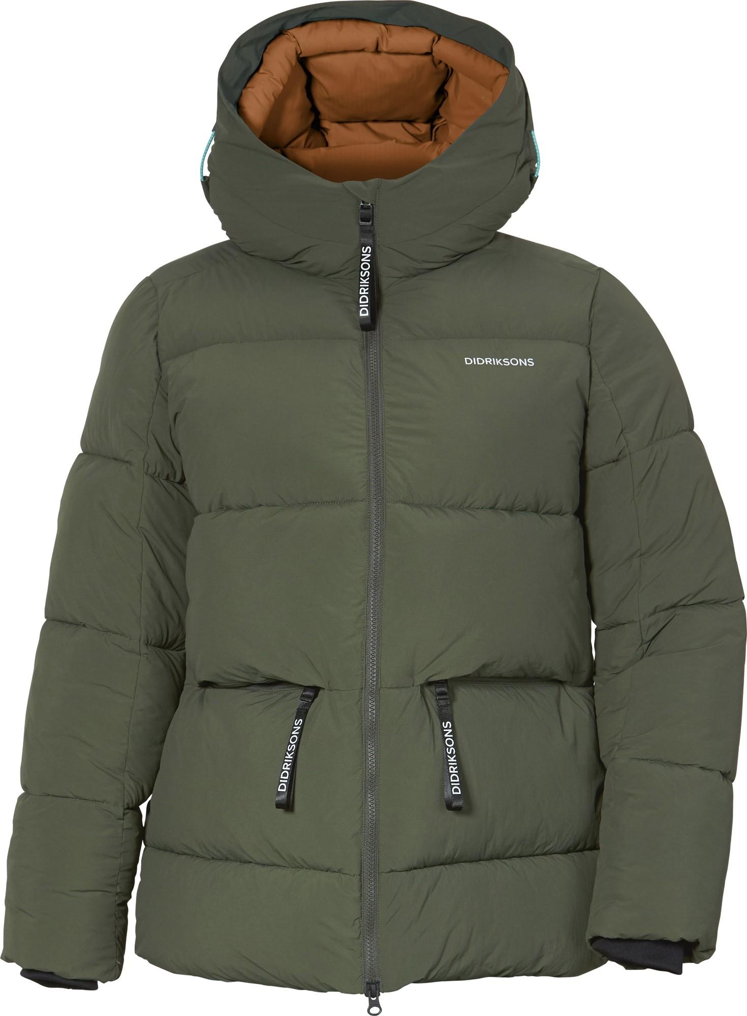 DIDRIKSONS Nomi Women's Jacket Deep Green EU40/42
