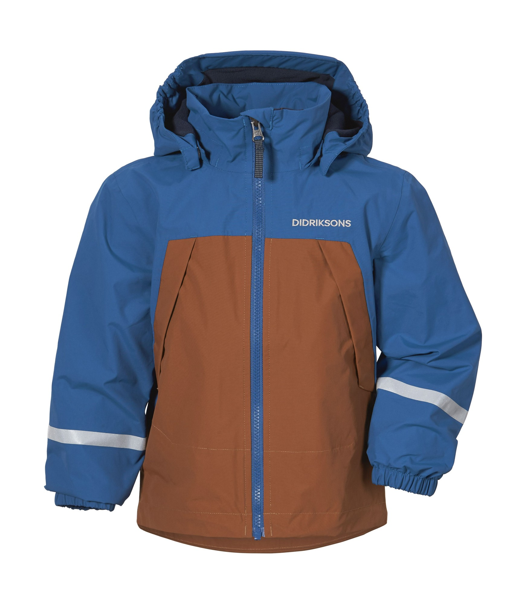 DIDRIKSONS Enso Kids Jacket Classic Blue 110