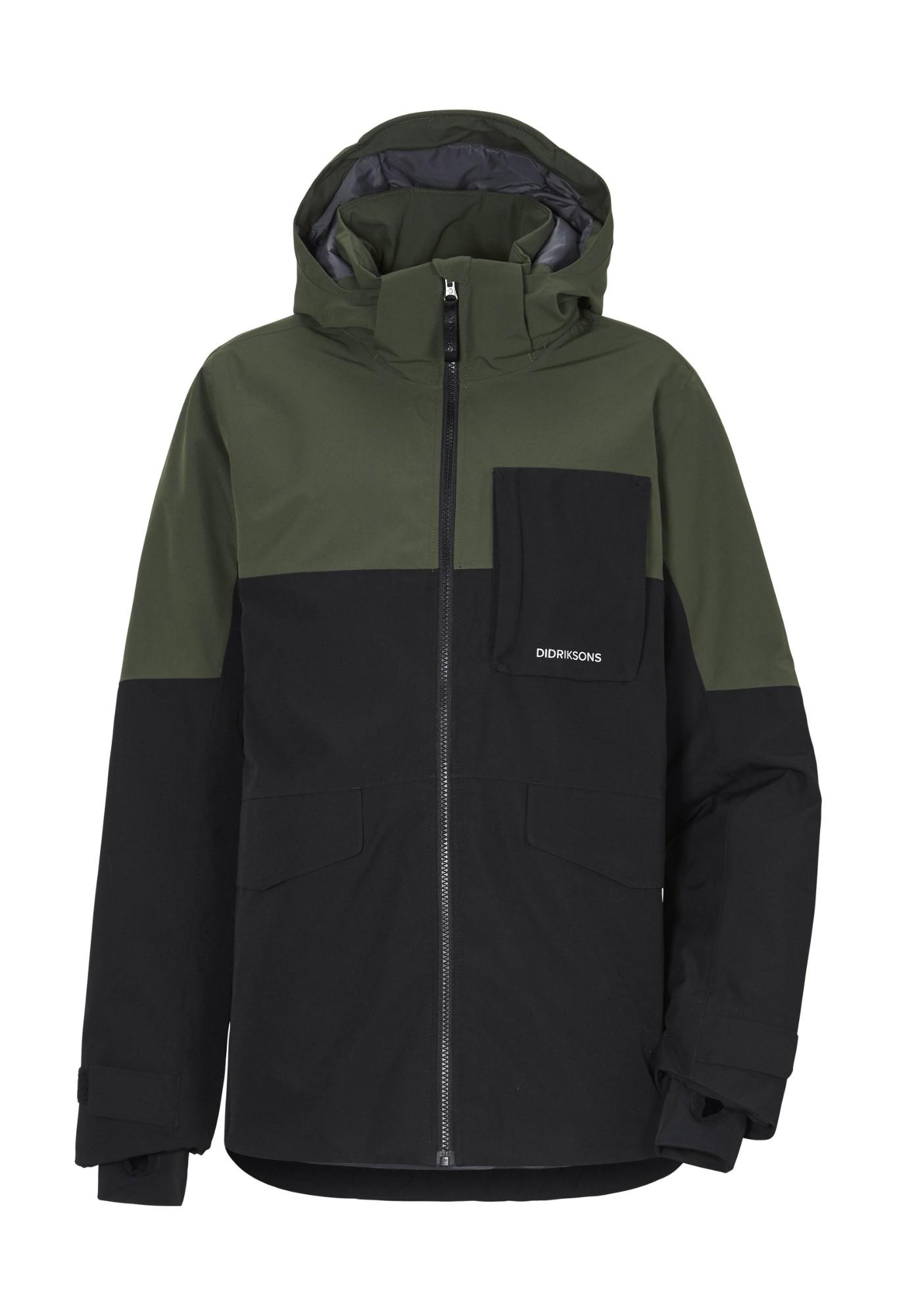 DIDRIKSONS Luke Boy's Jacket 2 Black 140