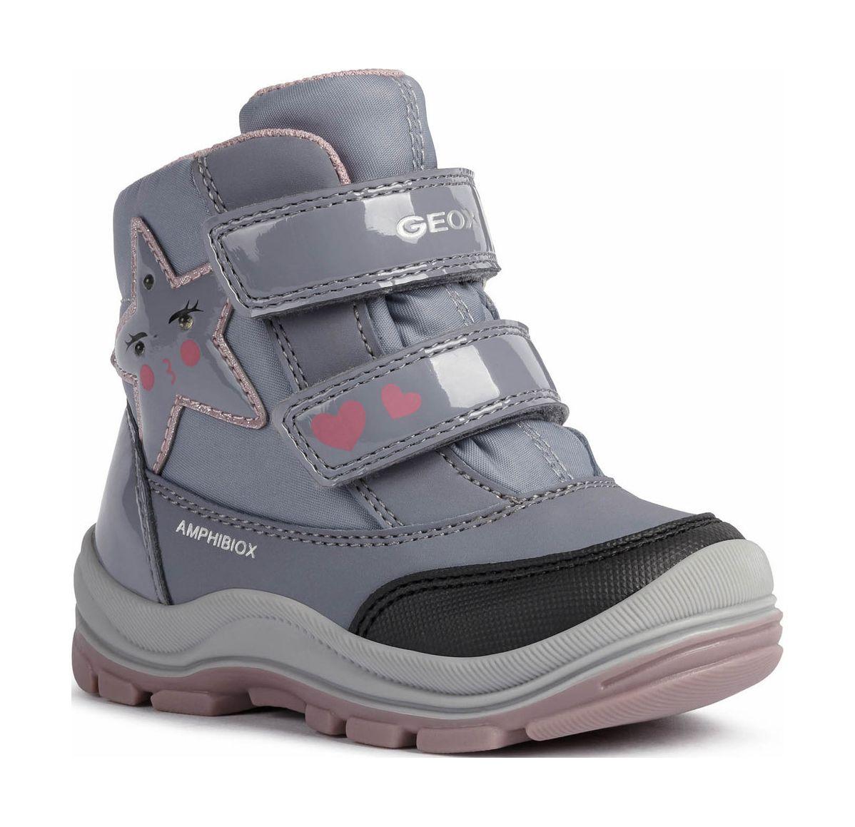GEOX Flanfil B163WA050FU Grey C0502 24