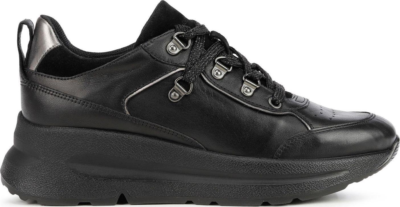 GEOX Backsie  D16FLC08522 Black C9999 37
