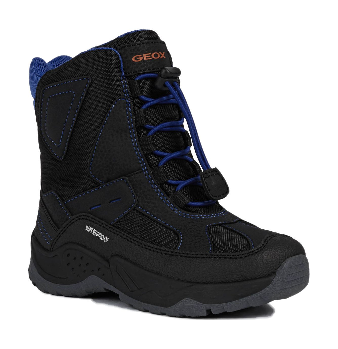 GEOX Sentiero J04CEC0CEFU Black C0245 38
