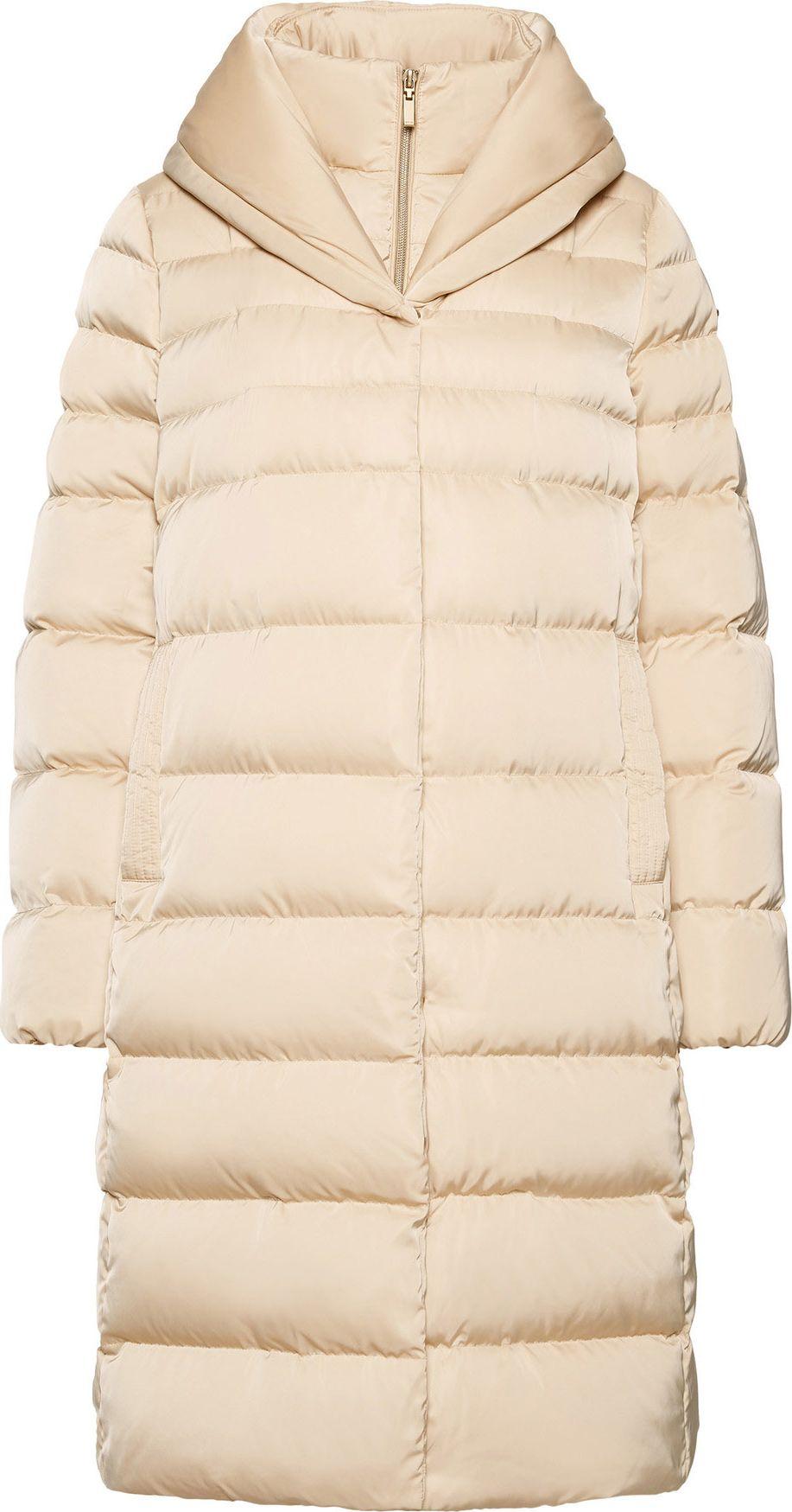 GEOX Chlod Long Coat W1425NT2655 Sand F5152 EU46