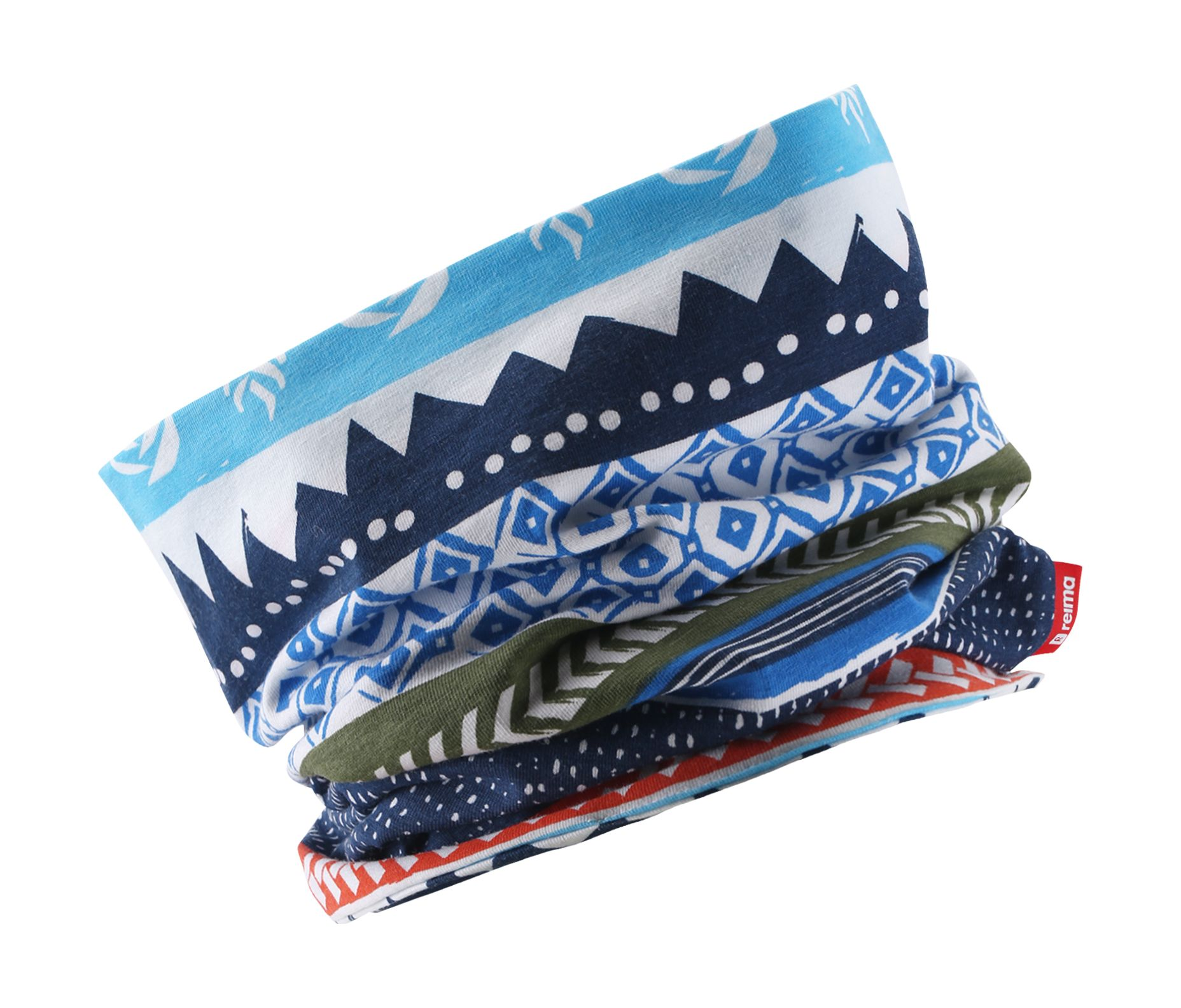 REIMA Neck Warmer 599226 Jeans Blue One size