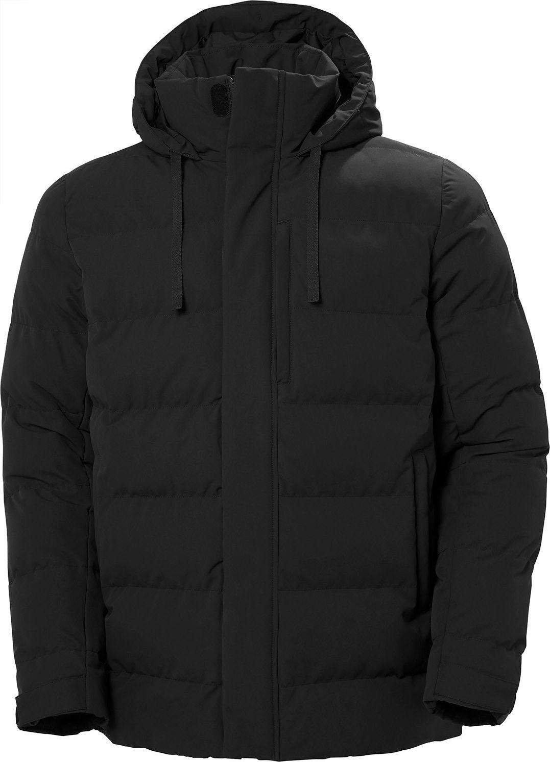 HELLY HANSEN Mono Material Puffy Jacket Black M