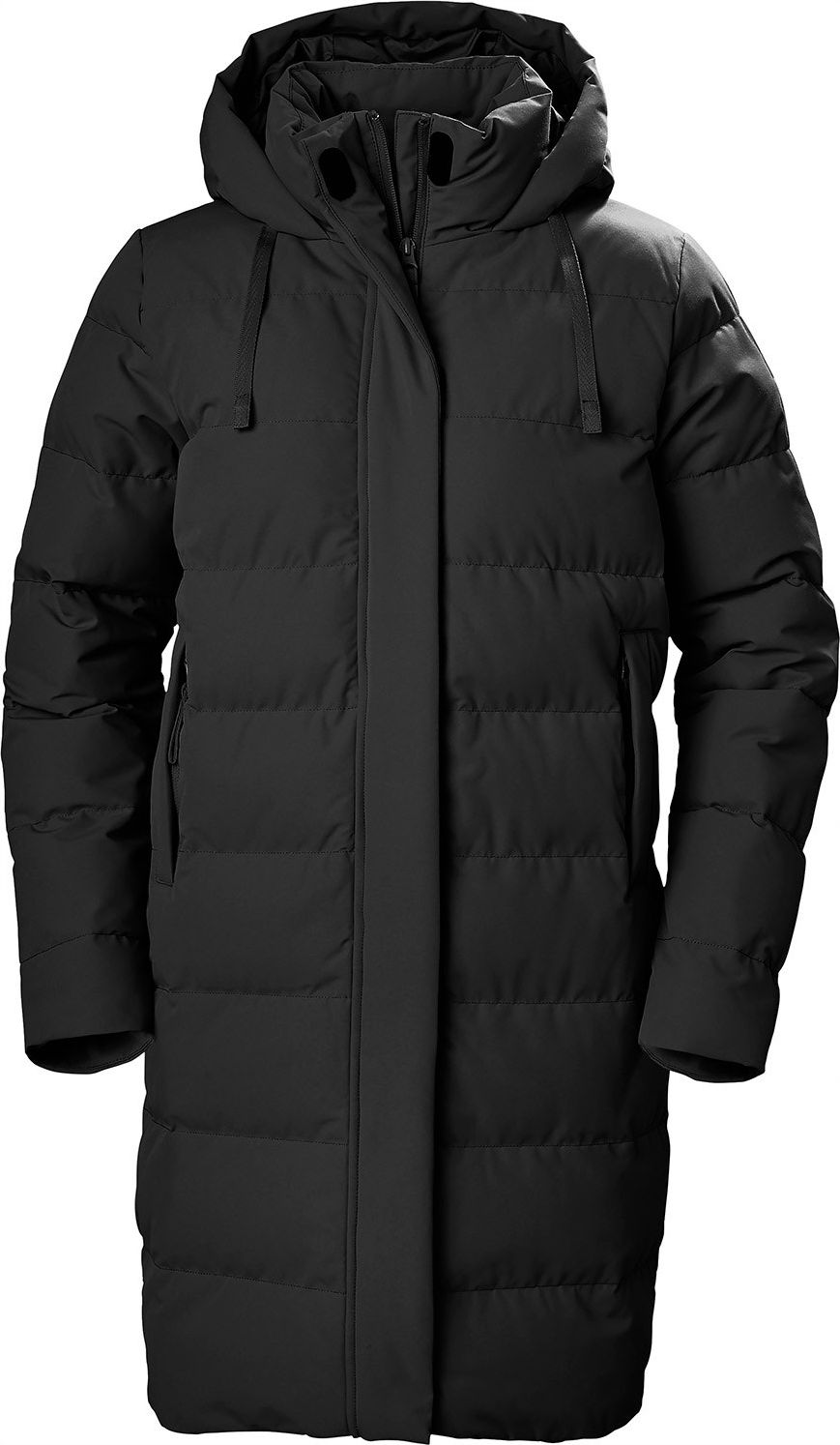 HELLY HANSEN Mono Material Puffy Jacket Women's Black M