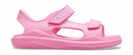 Crocs™ Swiftwater Expedition Sandal Kids Pink Lemonade/Pink Lemonade