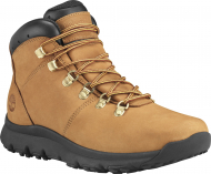 Timberland World Hiker Mid Wheat Nubuck
