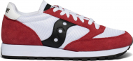 SAUCONY Jazz Original Vintage White/Red/Black